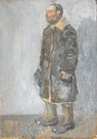 Портрет лесника