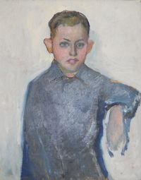 Портрет мальчика Васи