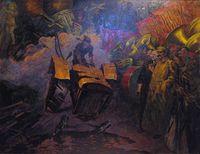 До основания. Из триптиха Гибель Руси