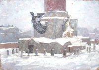 Зимой в Ленинграде