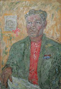 Портрет солдата