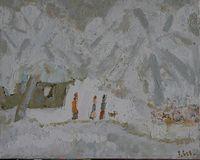 Зима на Мироносинской