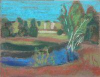 Река Пекша 1