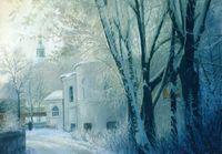 Зима во Владимире