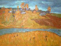Село у реки