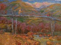 Кавказский мостик