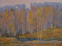 Осенний ручеёк