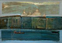 Канал Сан-Марко в Венеции